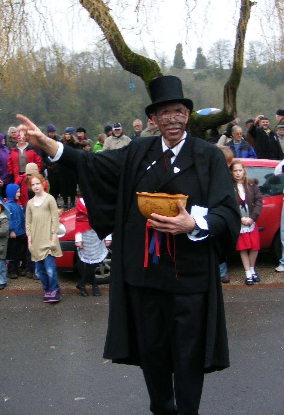 The wassail butler